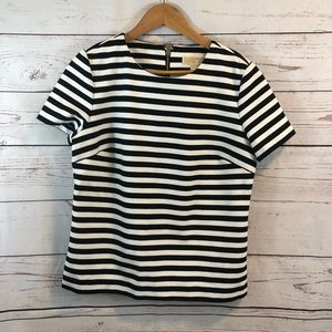 Michael • Michael Kors • Top • Striped • Large
